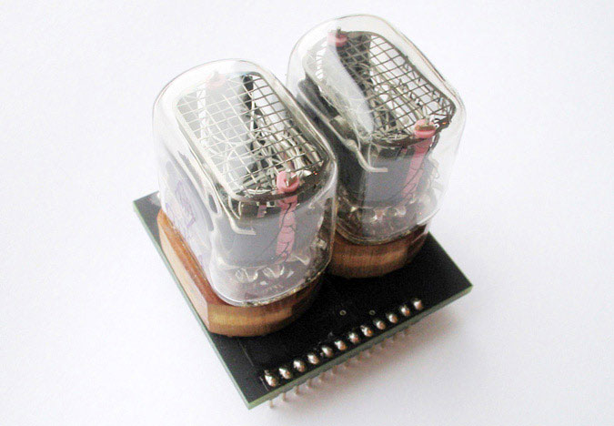 NIXIE TUBE DRIVER MODULES - Part I