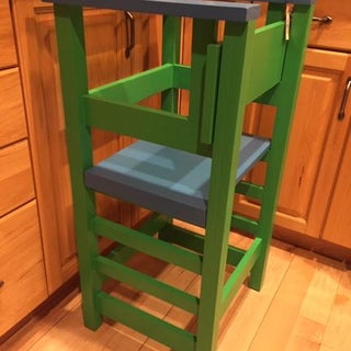 Build a Learning Tower for Under $50