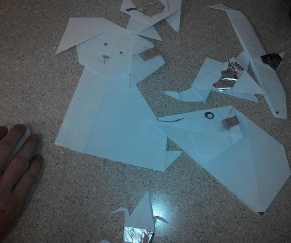 Origami Makey Makey