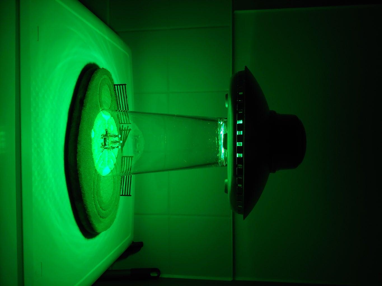 UFO Alien Lamp