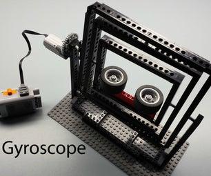 LEGO Gyroscope (Documented in GIF Form)