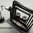 LEGO Gyroscope (Documented in GIF Form)