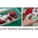 Secret Rotten Strawberry Safe