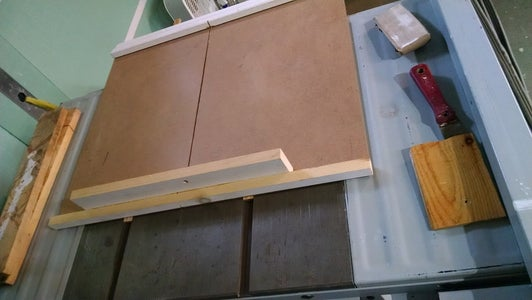 Table Saw for the 'BOX'