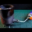 The Furnace for Melting Aluminum