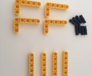 Phone/Tablet Lego Stand (Yoga Stand)