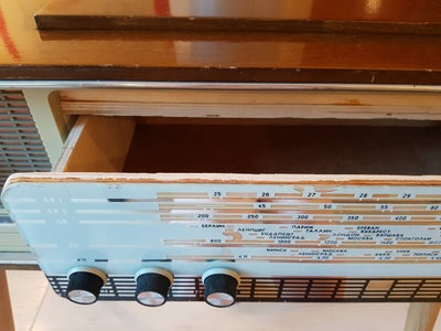 Glue the Drawer Faces and Install the Buttons