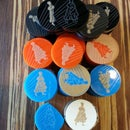 @TechShopMP: make your own Poker Chips with a Laser