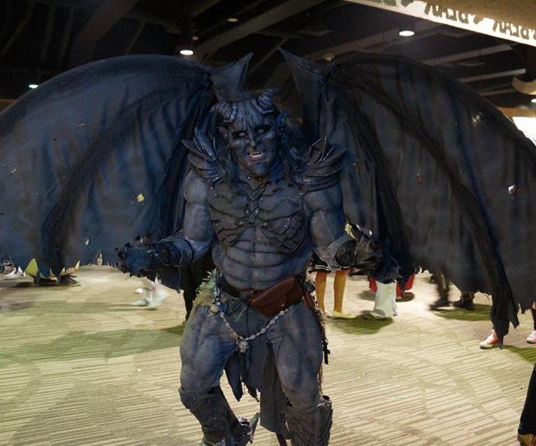 Goliath Reimagined - Gargoyle Costume