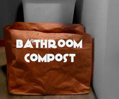 Bathroom Compost