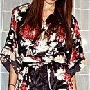 If You Can't Buy It, Copy It: The Sold-Out Kate Moss for Topshop Kimono Dress