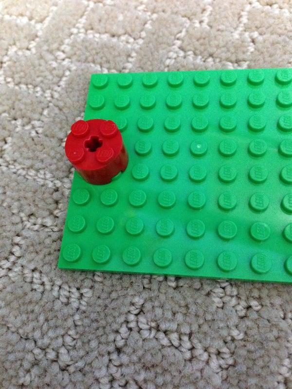 Lego Zipline