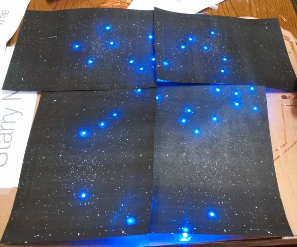 StarryNight: Paper Circuits and Astronomy for Kids!
