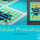 Using templates in Adobe Photoshop