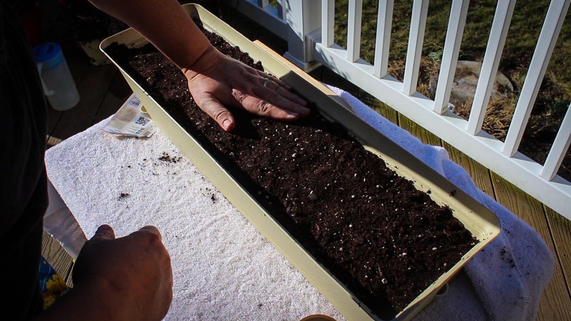 Ready the Soil