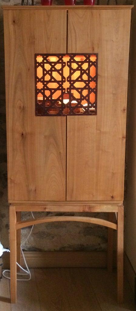 An Arabesque Cabinet