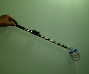 Make a Small Vacuum Cleaner at Home