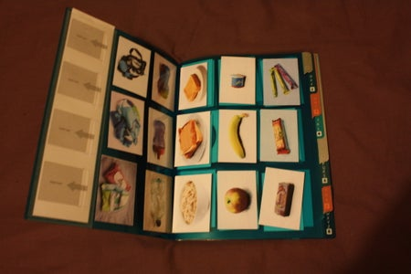 Flashcard Picture Book for Toddlers - SALT Resources