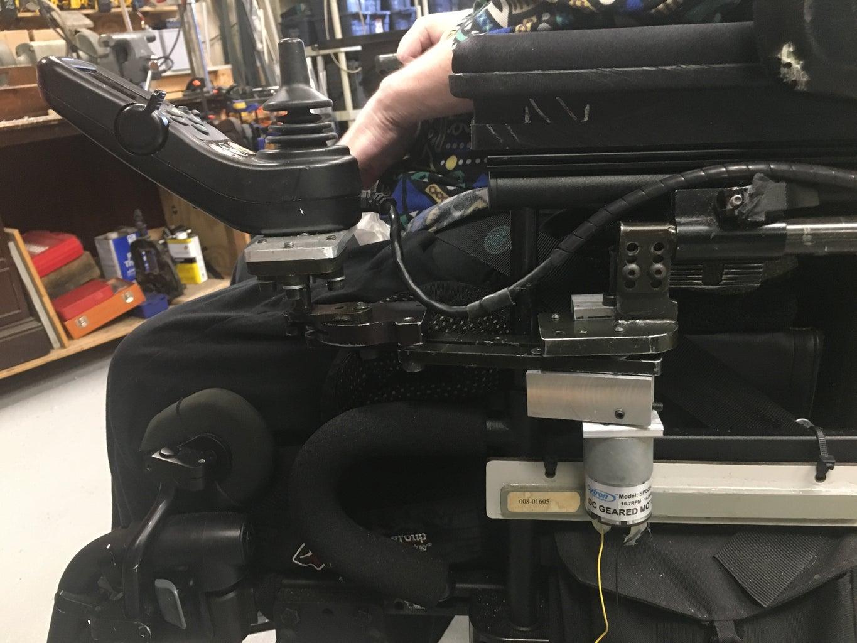Developing a Motorized Retractable Joystick