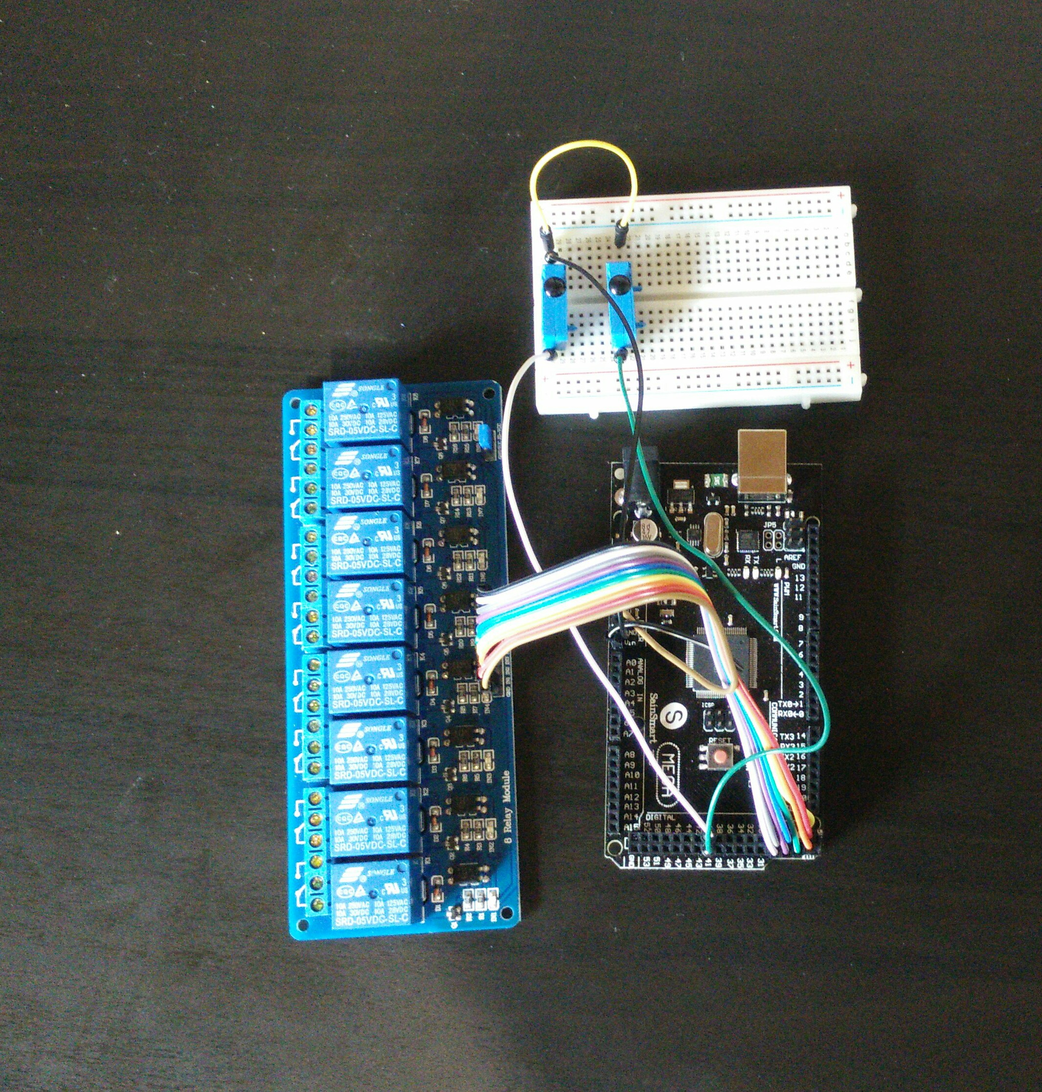 First step to your smarthome with Arduino