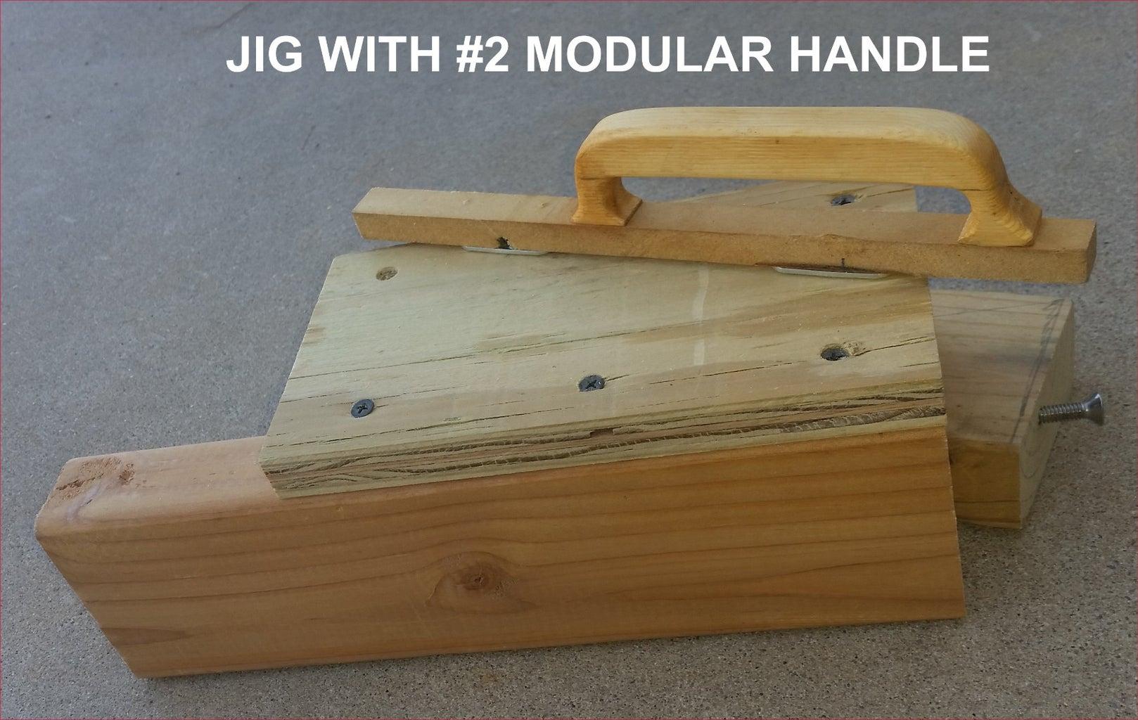Second Modular Handle
