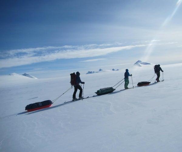 Make Your Own Ski-pulk