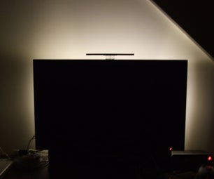 Give Your HDTV the Philips Ambilight Effect on the Cheap