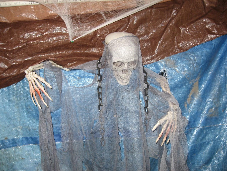 Tunnel of Terror Halloween 2007