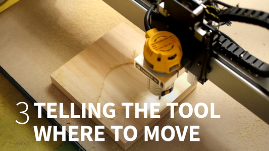 CAD to CAM - Telling the Tool Where to Move
