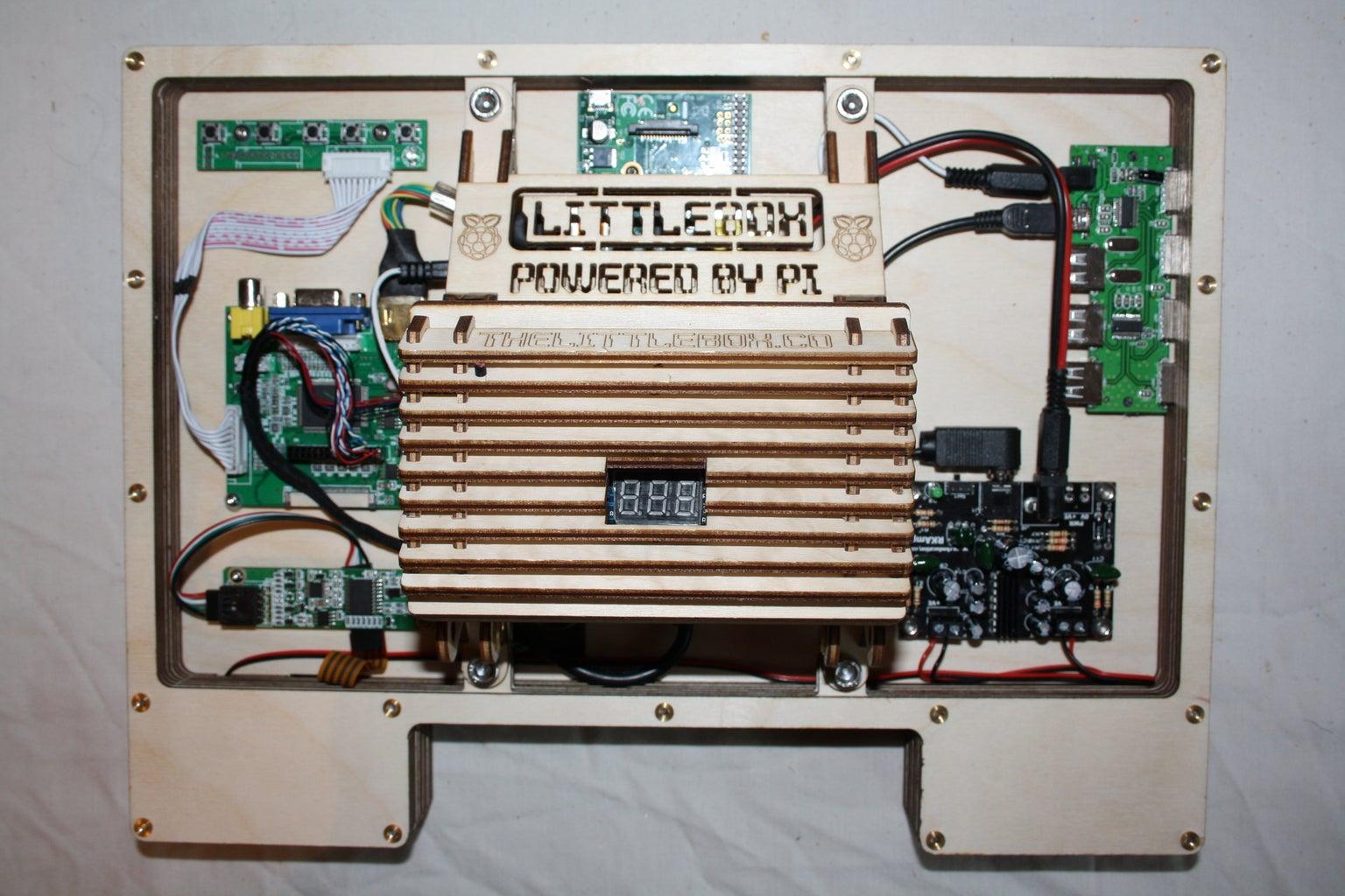 Mk II   Final Assembly & Power-Up