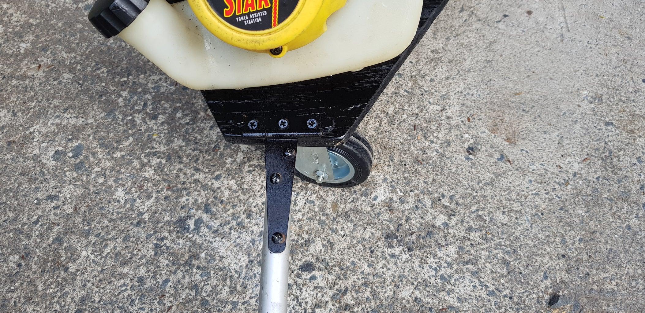 Adding the Pole