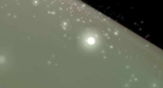 Three.js: a Different Brightness for Each Star: WebGL Shaders