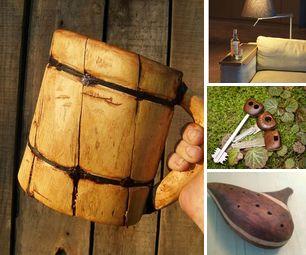 Wood Crafts