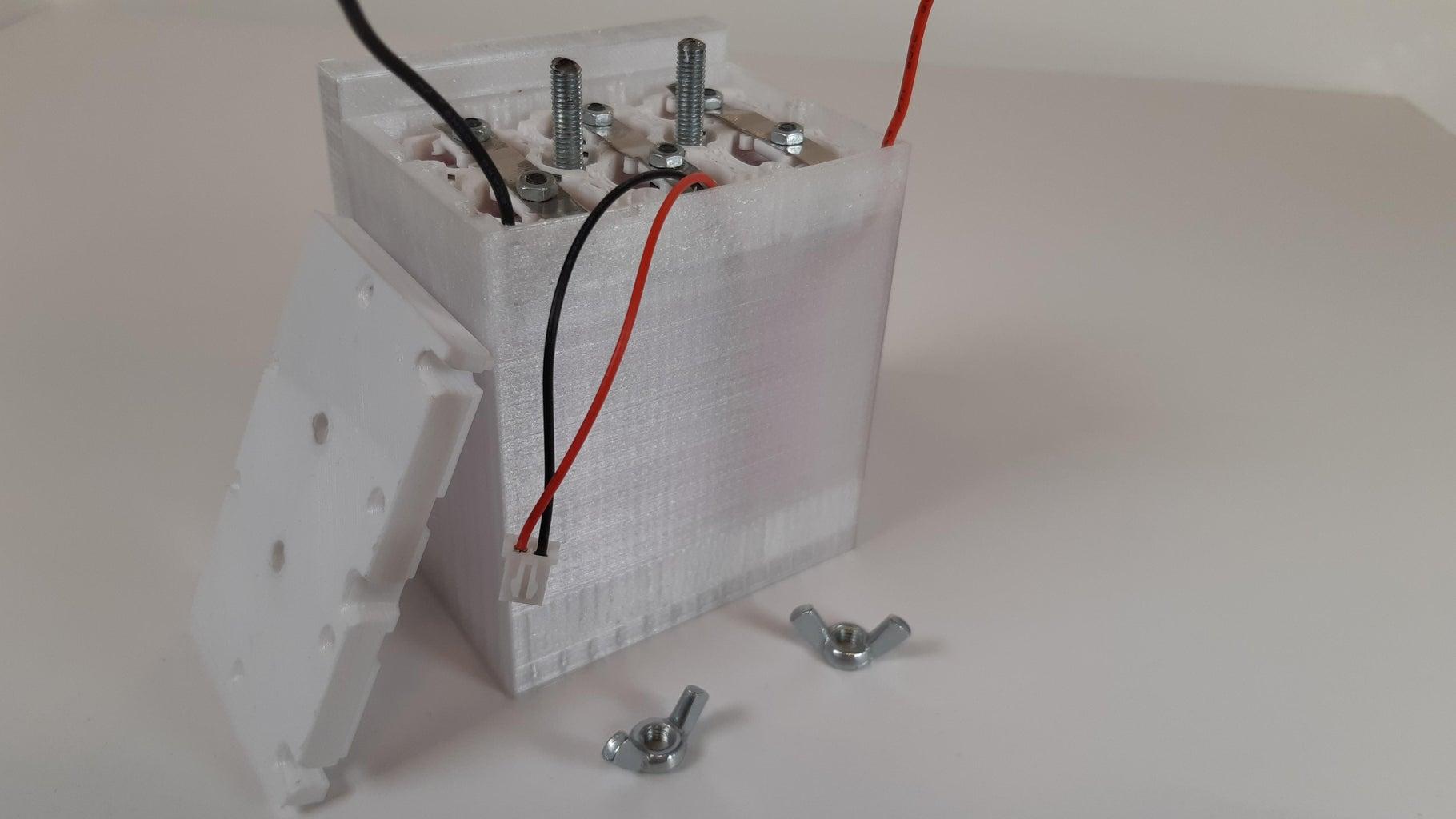 Weldless Lithium Battery Pack