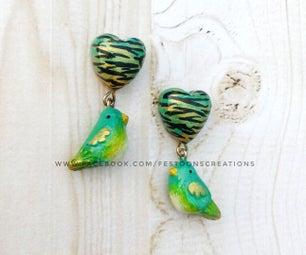 Cute Clay Jewellery DIY