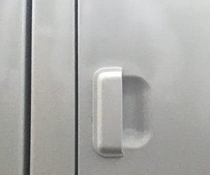 更坚固的烘干机门把手