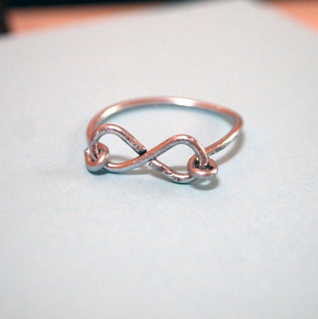 DIY Infinity Ring - Simple!