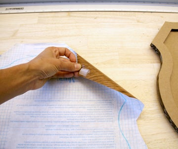 Making the Wooden Mount: Part II
