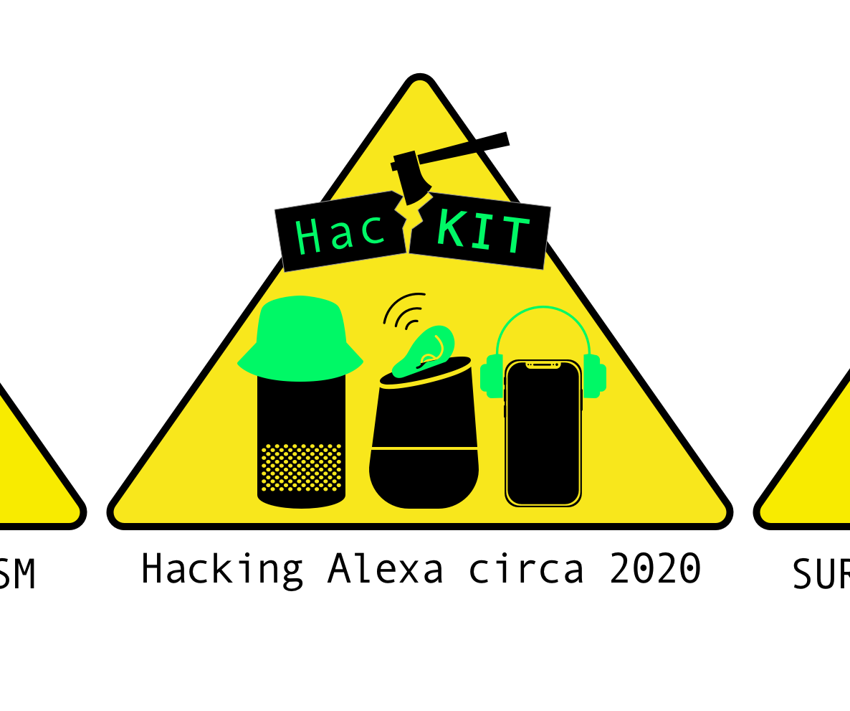HacKIT: a Civic Privacy Hard(wear) Kit for Hacking Alexa, Google, and Siri