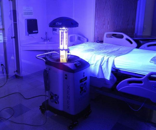 CoronaVirus Killer With Arduino Nano and UV Light