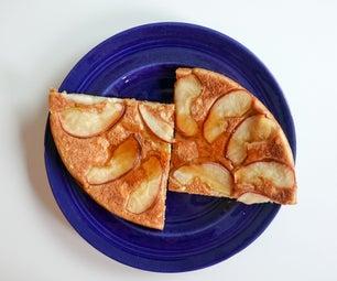 Easy Oven Baked Sourdough Pancakes