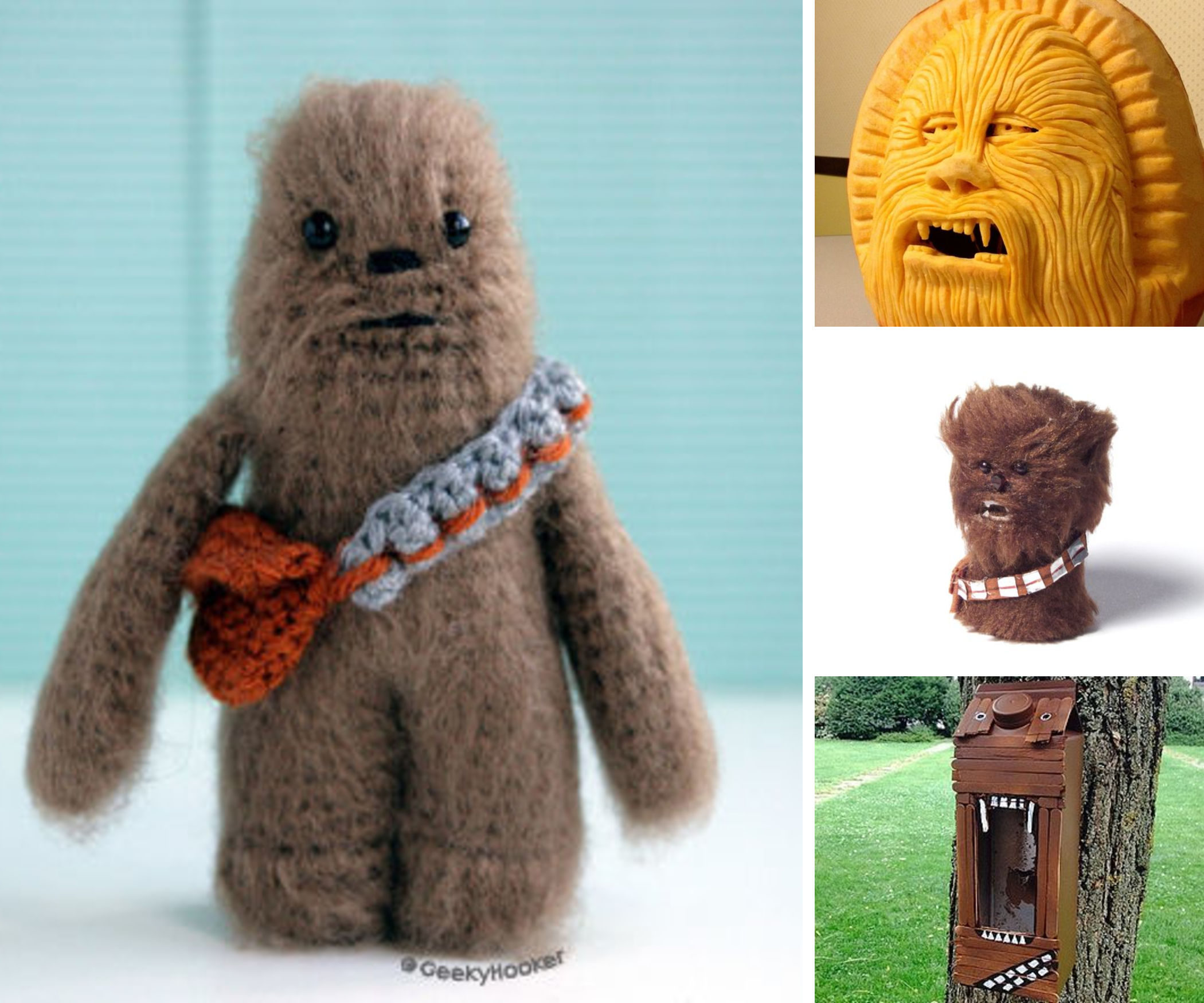 """7 Projects to Create That """"I'm Such a Happy Chewbacca"""" Feeling"""