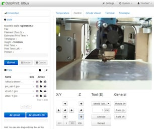 Newbies Guide to Installing and Configuring Octoprint on a Raspberry Pi for 3D Printing