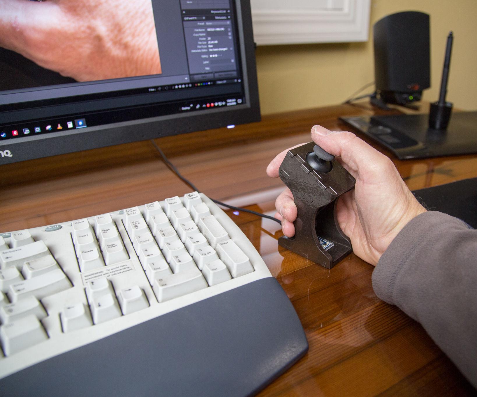 USB Keyboard Joystick