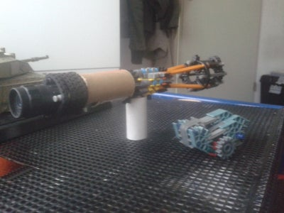 Kne'x [ Leupold Mark IV Barrett Optical Ranging System Scope ]