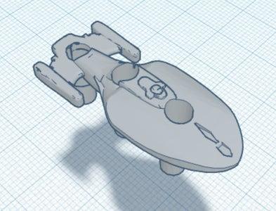The Star Trek Ships