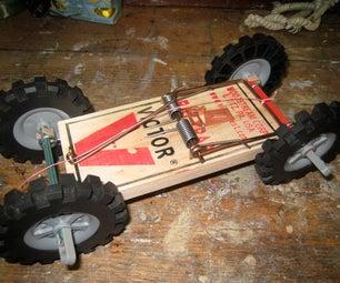 Rat Trap Car