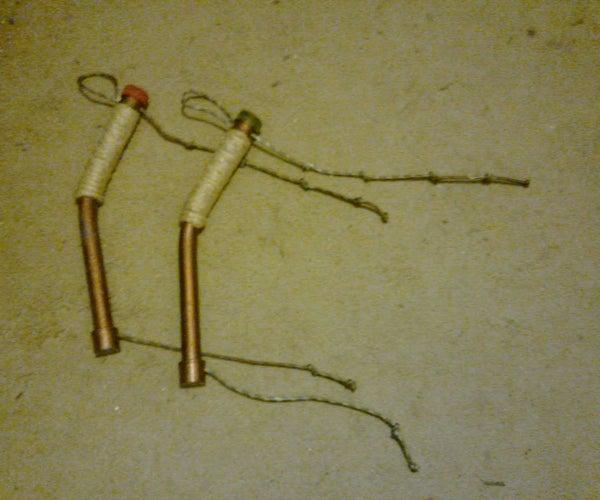 Quad Line Stunt Kite Handles - Mandos De Cometa Acrobatica De 4 Lineas
