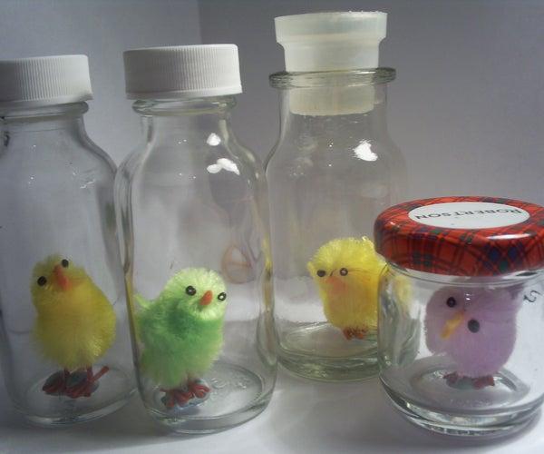 Chicken-In-A-Bottle!