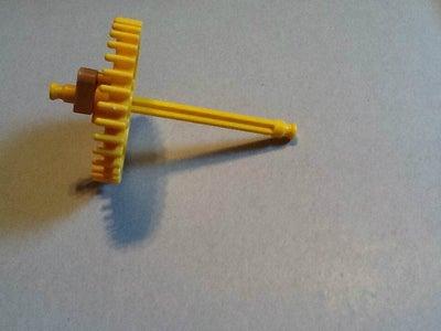 Build the Axles